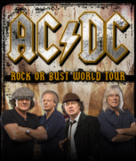 MÚSICA: AC/DC, Rock or Bust World Tour