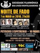 MÚSICA: Noite de Fado - SFBUM
