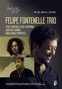 MÚSICA: Felipe Fontenelle Trio
