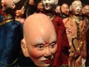 EXPOSIÇÕES: Sombras, Máscaras e Títeres da Colecção do Museu da Marioneta