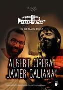 MÚSICA: Albert Cirera & Javier Galiana