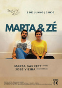 MÚSICA: Marta & Zé - Marta Garrett & José Vieira