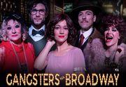 TEATRO: Gangsters na Broadway