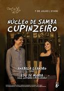 MÚSICA: Núcleo de Samna Cupinzeiro - Anabela Leandro & Edu de Maria