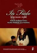 MÚSICA: Sofia Ramos & Nuno Ramos - Concerto  In Fado