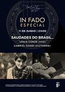 """MÚSICA: Vânia Conde & Gabriel Godoi - """"Saudades do Brasil"""""""