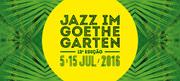 FESTIVAIS: Jazz Im Goethe Garten