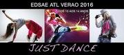 CRIANÇAS: ATL Férias de Verão 2016 na EDSAE - A Magia dos Musicais e JUST DANCE