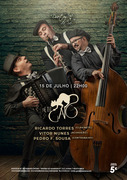 MÚSICA: PETIT GATÔ - Ricardo Torres, Vitor Nunes & Pedro F. Sousa