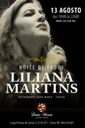 Noite de Fados com Liliana Martins