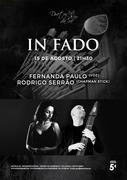 FERNANDA PAULO & RODRIGO SERRÃO - CONCERTO IN FADO DO DUETOS DA SÉ, ALFAMA, LISBOA