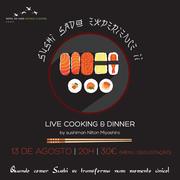GASTRONOMIA: Sushi Sado Experience II