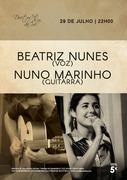 MÚSICA: Beatriz Nunes & Nuno Marinho
