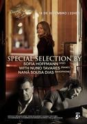 "MÚSICA: ""Special Selection by Sofia Hoffmann, with Nuno Tavares & Nanã Sousa Dias"""
