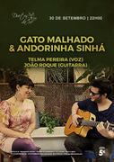 """MÚSICA: """"Gato Malhado & Andorinha Sinhá"""" - Telma Pereira & João Roque"""