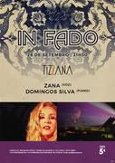 TIZZANA - ZANA & DOMINGOS SILVA - CONCERTO  IN FADO DO DUETOS DA SÉ, ALFAMA, LISBOA