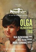 MÚSICA: Olga Reznichenko Trio