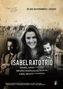 MÚSICA: Isabel Rato Trio