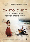 """MÚSICA: """"CANTO ONDO"""" - Tânia Cardoso & Rodrigo Crespo"""