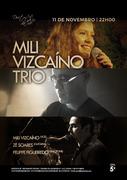 MÚSICA: Mili Vizcaíno Trio