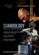 """MÚSICA: """"DJANGOLOGY presents: Arnoud Van Den Berg"""" - Arnoud Van Den Berg, Kent Keener & Nuno Marinho"""