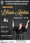 MÚSICA: Liliana Martins