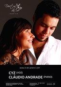 """MÚSICA: Cyz Zamorano & Cláudio Andrade - """"Intimidade Boa"""""""