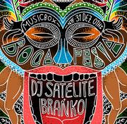 FESTA: Boca de Festa com Branko + DJ Satélite