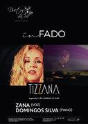 "MÚSICA: Zana & Domingos Silva - ""TIZZANA"" - Concerto ""IN FADO"""