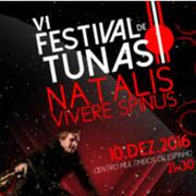 MÚSICA: VI Festival de Tunas Natalis Vivere Spinus