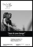 "MÚSICA: ""Jazz & Love Songs"" - Cristina Loureiro & Nuno Tavares"
