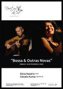 """""""BOSSA & OUTRAS NOVAS"""" - SILVIA NAZÁRIO & CLÁUDIO KUMAR - CONCERTO NO DUETOS DA SÉ, ALFAMA, LISBOA"""