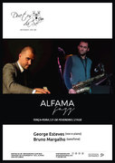 "MÚSICA: George Esteves & Bruno Margalho - Em concerto ""Alfama Jazz"""