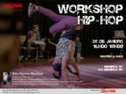 WORKSHOP: Hip-Hop