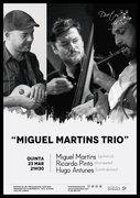 """MÚSICA: Miguel Martins Trio - Concerto """"Alfama Jazz"""""""