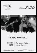 """MÚSICA: """"Fado Pontual"""" - Fernanda Paulo e Múcio Sá"""