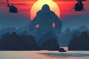 CINEMA: Kong – Ilha da Caveira