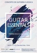"""MÚSICA: """"Guitar Essentials"""" por Francesco Luciani"""