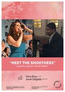 "MÚSICA: Concerto especial ""Dia da Mulher"" - ""Meet The Smoothers"" - Dina Alves & Josué Delgado"
