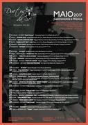 CONCERTOS INTIMISTAS DE MAIO 2017 - DUETOS DA SÉ, RESTAURANTE BAR, ALFAMA, LISBOA