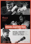 """MÚSICA: Miguel Martins Trio - Concerto """"Afama Jazz"""""""