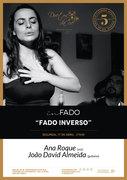 """""""FADO INVERSO"""" - ANA ROQUE & JOÃO DAVID ALMEIDA - EM CONCERTO """"IN FADO"""" DO DUETOS DA SÉ, ALFAMA, LISBOA"""