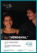 """MÚSICA: """"Vendaval"""" – Lele Martino & Diogo Fráguas"""