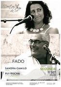 """MÚSICA: Sandra Camilo & Rui Rocha– Concerto """"In Fado"""""""