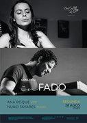 "MÚSICA: Ana Roque & Nuno Tavares – Concerto ""In Fado"""