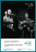 MÚSICA: Marta Garrett & Leonardo Mezzini