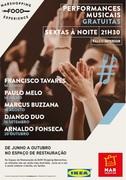 MÚSICA: Arnaldo Fonseca e o seu acordeão