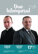 """MÚSICA: """"Duo Intemporal"""" – Carlos Costa & Carlos Silva"""