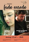 """MÚSICA: """"Fado Enredo""""  Daniela Mendes & André Marques da Silva"""