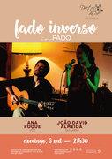 "MÚSICA: ""Fado Inverso"" – Fado Inverso""  Ana Roque  & João David Almeida - ""CONCERTO ""IN FADO"""